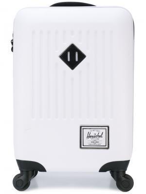 Чемодан Trade Luggage Herschel Supply Co.. Цвет: белый