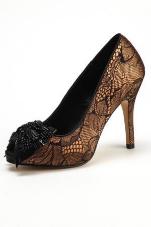 Туфли PACO MENA. Цвет: коричневый