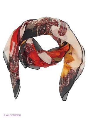 Платки Vittorio Richi. Цвет: красный, черный, молочный