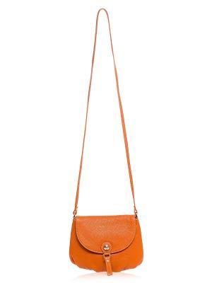 Сумка Arcadia. Цвет: оранжевый