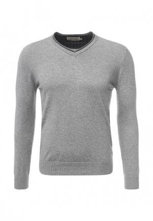 Пуловер Gianni Lupo. Цвет: серый