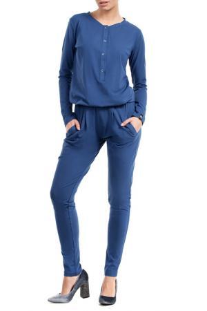Jumpsuit BeWear. Цвет: blue