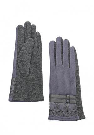 Перчатки Elisabeth. Цвет: серый
