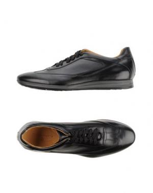 Низкие кеды и кроссовки SETTANTATRE LR. Цвет: черный