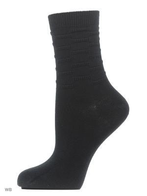 Носки, 3 пары Redestrella. Цвет: черный, бирюзовый, темно-бежевый