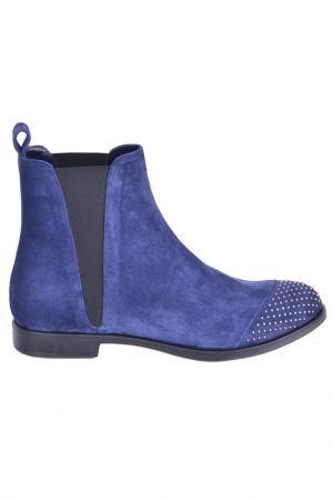 Ботинки Marco Barbabella. Цвет: синий