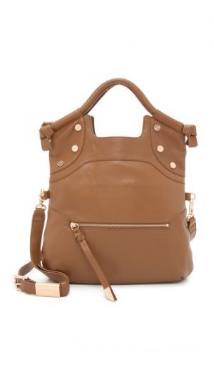 Объемная сумка с короткими ручками FC Lady Foley + Corinna