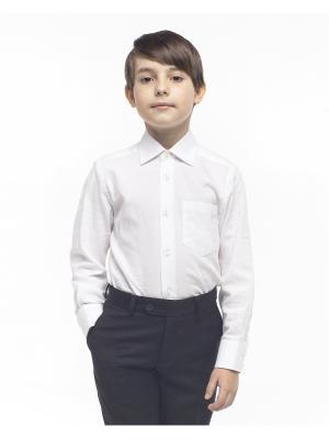 Рубашка Cleverly. Цвет: молочный, белый