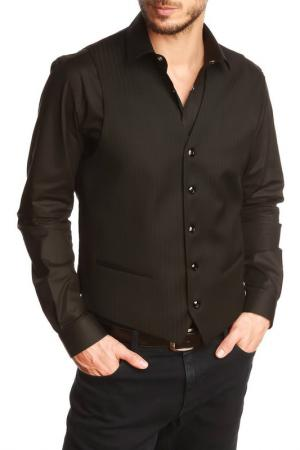 Vest GAZOIL. Цвет: черный