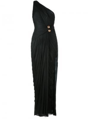 Платье Darlinda Maria Lucia Hohan. Цвет: чёрный