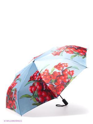 Зонт Flioraj. Цвет: красный, голубой