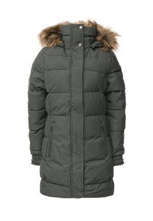 Куртка утепленная Helly Hansen. Цвет: зеленый