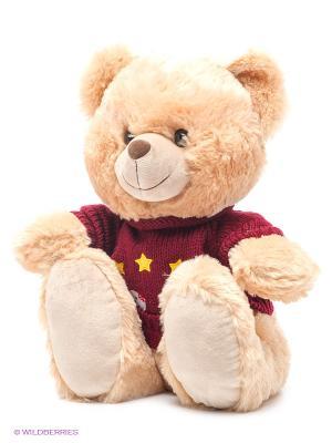 Медведь в свитере PLUSH APPLE. Цвет: бежевый