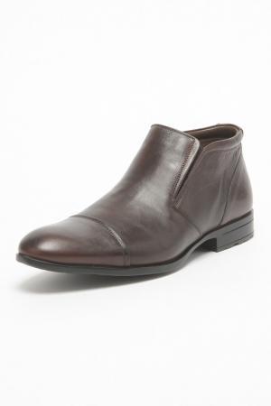 Ботинки FRECCIA. Цвет: коричневый