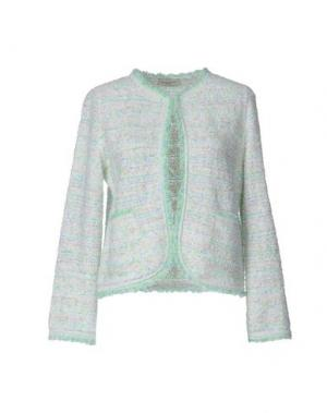 Пиджак BRUNO MANETTI. Цвет: светло-зеленый