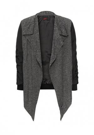 Куртка Sixth June. Цвет: серый