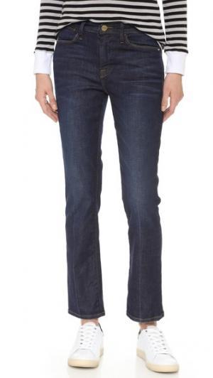 Прямые джинсы Le High FRAME. Цвет: franklin