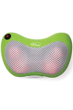 Массажная подушка Gezatone. Цвет: зеленый