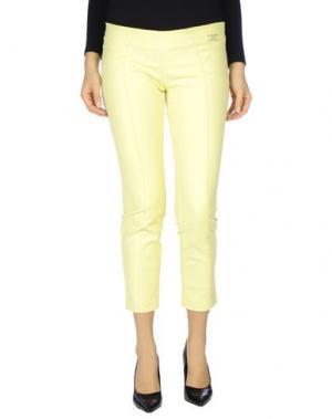 Повседневные брюки CELYN B.. Цвет: кислотно-зеленый