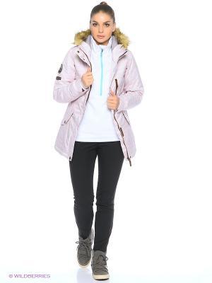 Куртка Stayer. Цвет: бледно-розовый, розовый, белый, коричневый, голубой