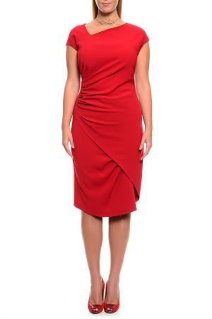Платье Cantarelli. Цвет: красный