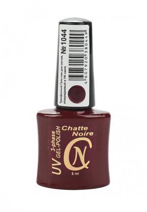 Гель-лак для ногтей Chatte Noire. Цвет: коричневый
