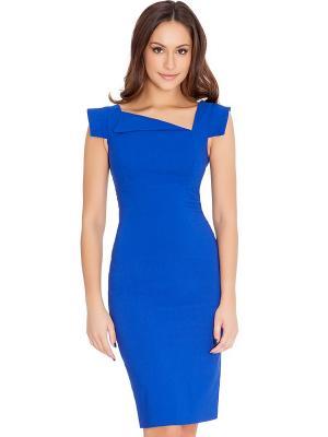 Платье Goddess London. Цвет: синий