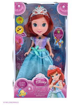 Кукла Карапуз Принцесса Ариэль. Цвет: бирюзовый, сиреневый