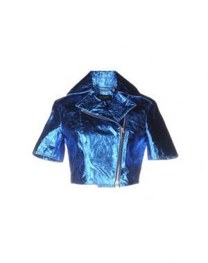 Куртка NORA BARTH. Цвет: синий