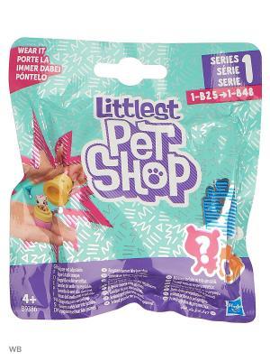 Лпс пет в закрытой упаковке Littlest Pet Shop. Цвет: зеленый