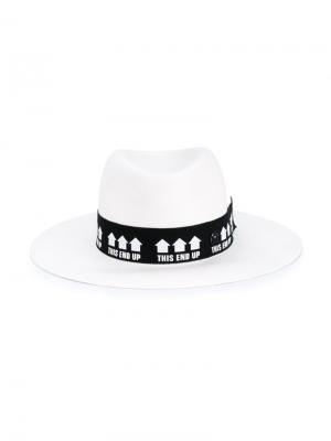 Шляпа Charles Maison Michel. Цвет: телесный