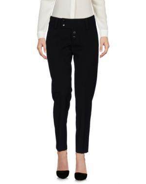 Повседневные брюки MISS SIXTY. Цвет: черный