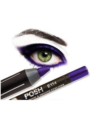 Косметический карандаш POSH.. Цвет: сиреневый