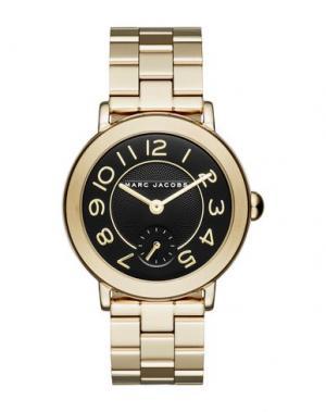 Наручные часы MARC JACOBS. Цвет: черный