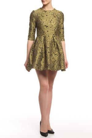 Платье Rocawear. Цвет: желтый