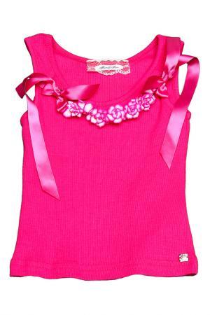 Топ FuN&FuN. Цвет: розовый