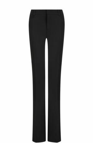 Расклешенные брюки со стрелками Givenchy. Цвет: черный