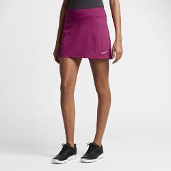 Юбка-шорты для гольфа  Dry 37 см Nike. Цвет: пурпурный