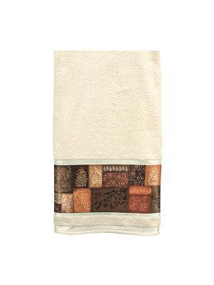 Четыре банных полотенца 127х69 см Blonder Home. Цвет: кремовый, коричневый