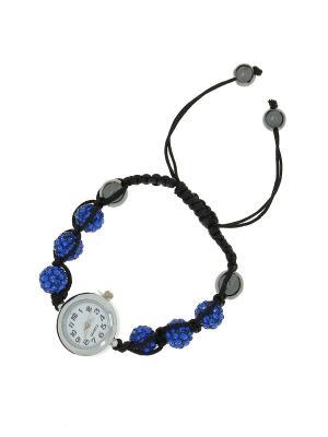 Часы-браслет Olere. Цвет: синий, черный