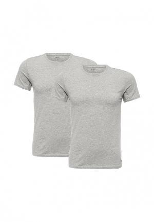 Комплект футболок 2 шт. Polo Ralph Lauren. Цвет: серый