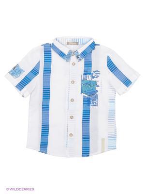 Рубашка CHOUPETTE. Цвет: белый