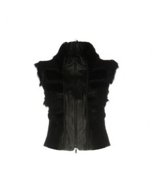 Куртка JITROIS. Цвет: черный