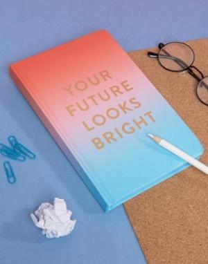 BAN DO Блокнот Ban.Do Your Future Looks Bright. Цвет: мульти
