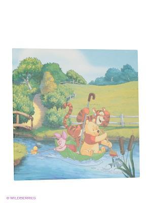Фотоальбом Winnie the Pooh VELD-CO. Цвет: зеленый, коричневый, голубой