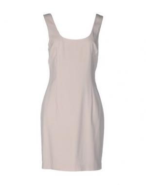 Короткое платье CRISTINAEFFE. Цвет: светло-розовый