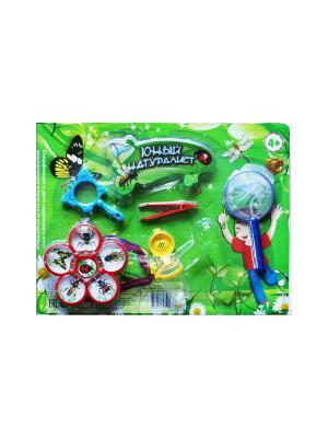 Игровой набор Склад Уникальных Товаров. Цвет: зеленый
