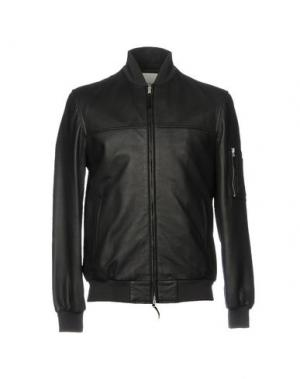 Куртка COVERT. Цвет: черный