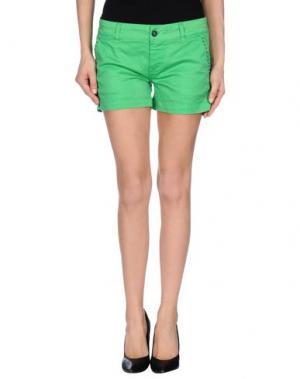 Повседневные шорты MACCHIA J. Цвет: зеленый