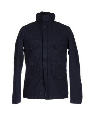 Куртка VINTAGE 55. Цвет: темно-синий